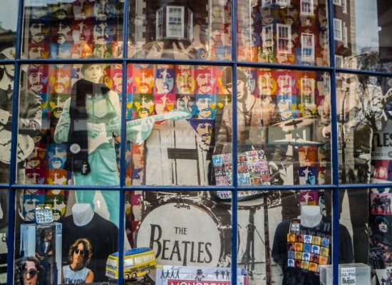 Londres-Beatles-magasin
