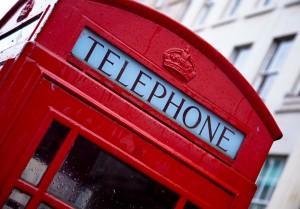 londres-cabine-téléphone-vintage