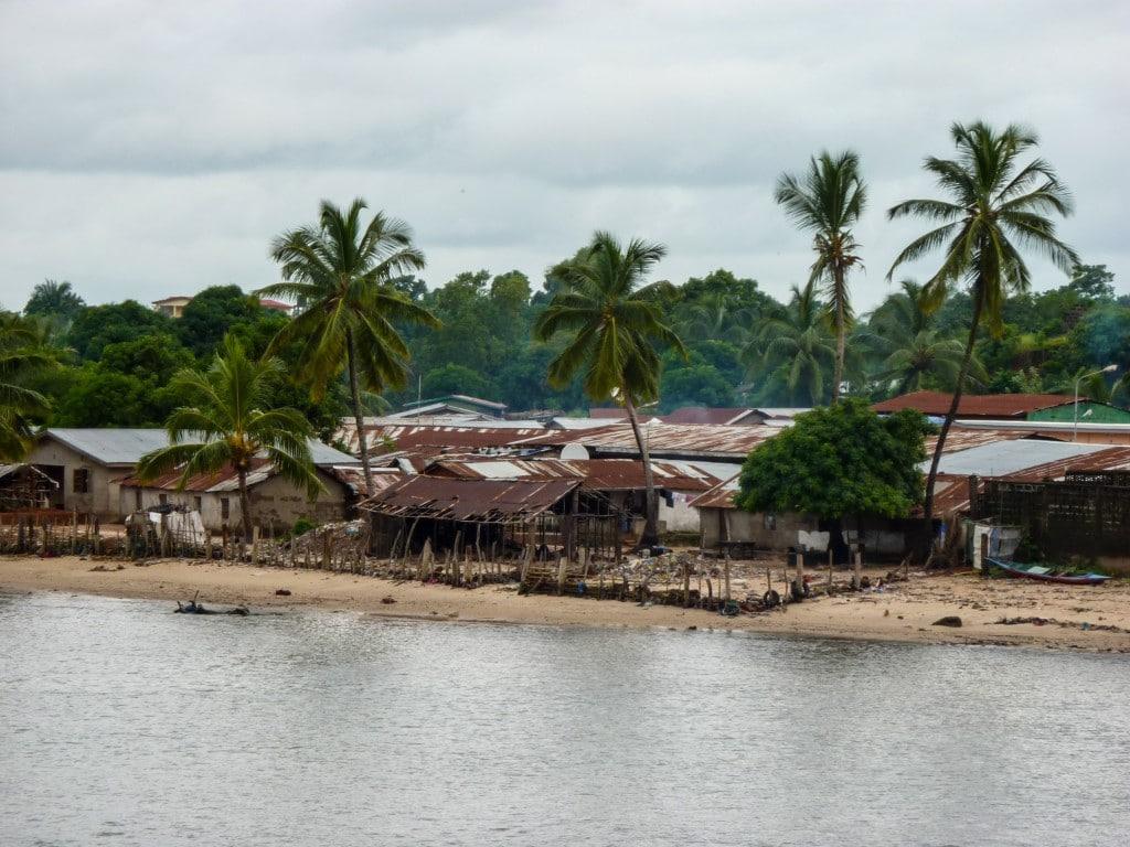 Un voyage solidaire en Sierra Leone (Partie I)