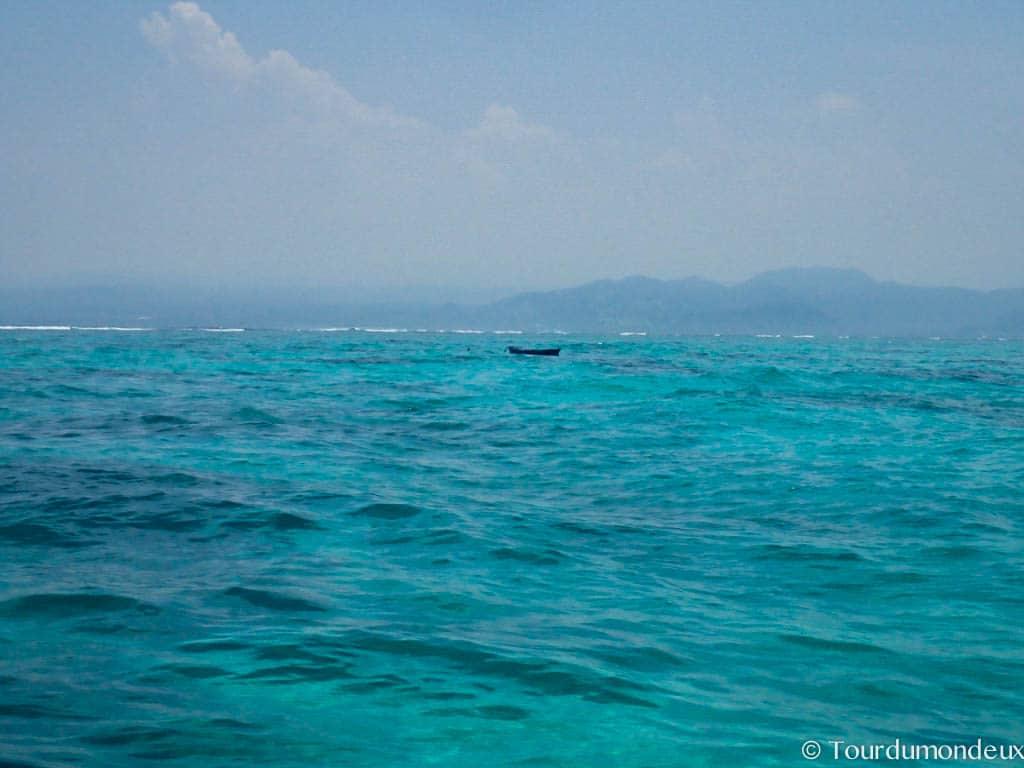 ocean-bateau-seul-nusa-lembongan