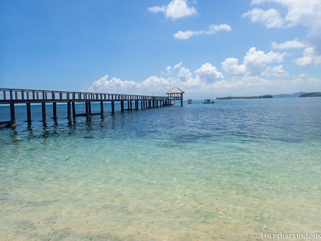 ponton-plage-lombok-sekotong