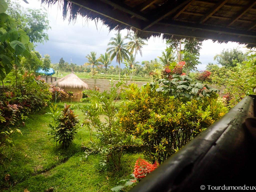 vue-campagne-tetebatu-lombok