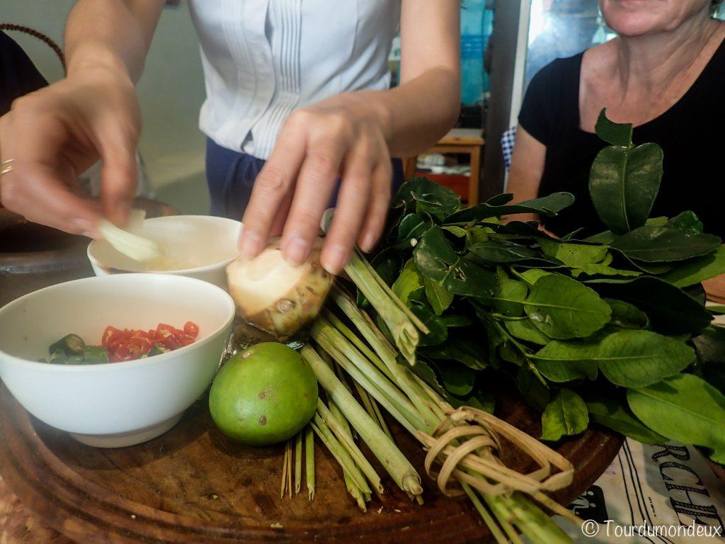 Thaïlande Chiang Mai Cours De Cuisine Végétarien Tourdumondeux
