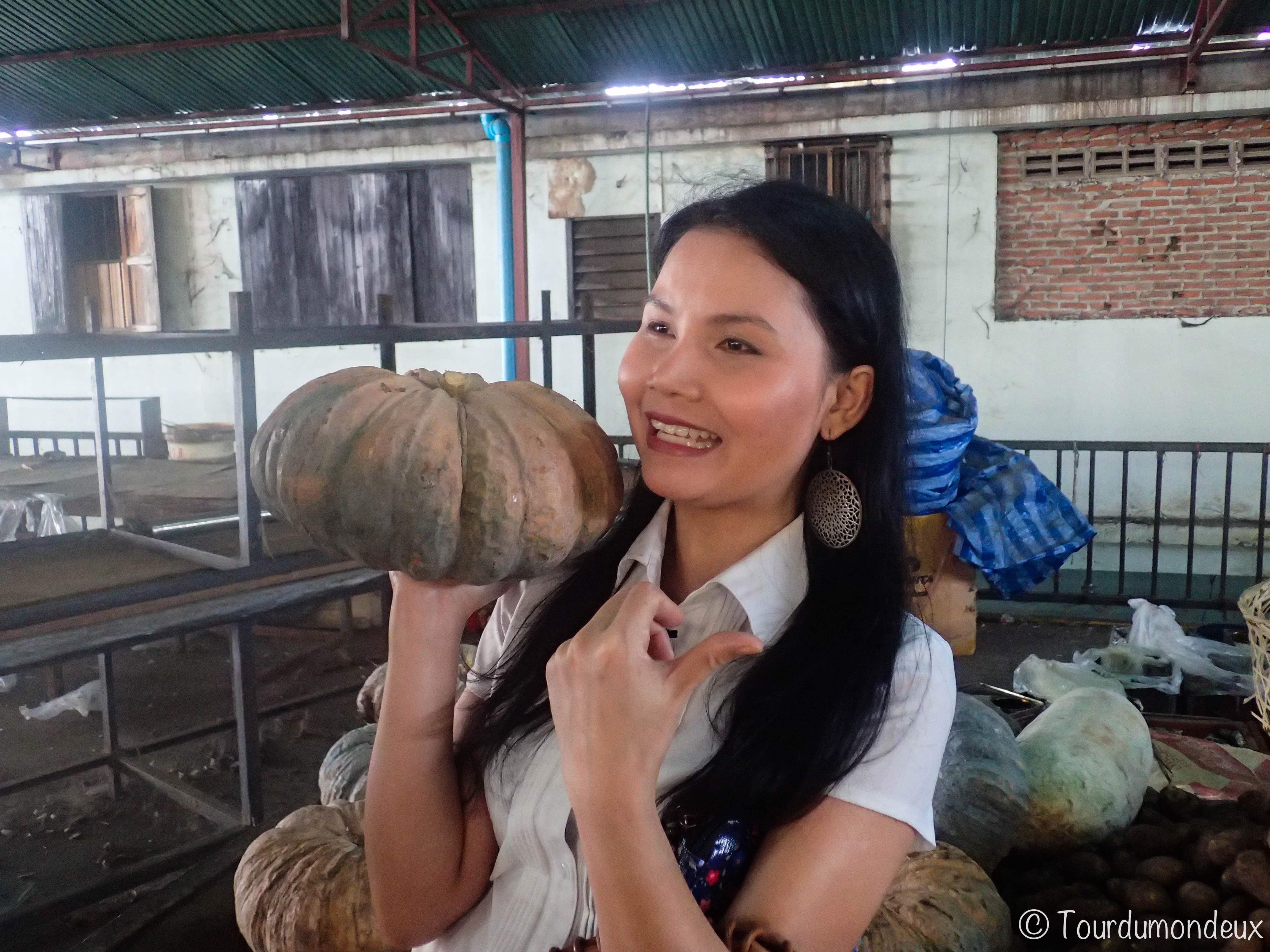 citrouille-femme-thaïlande