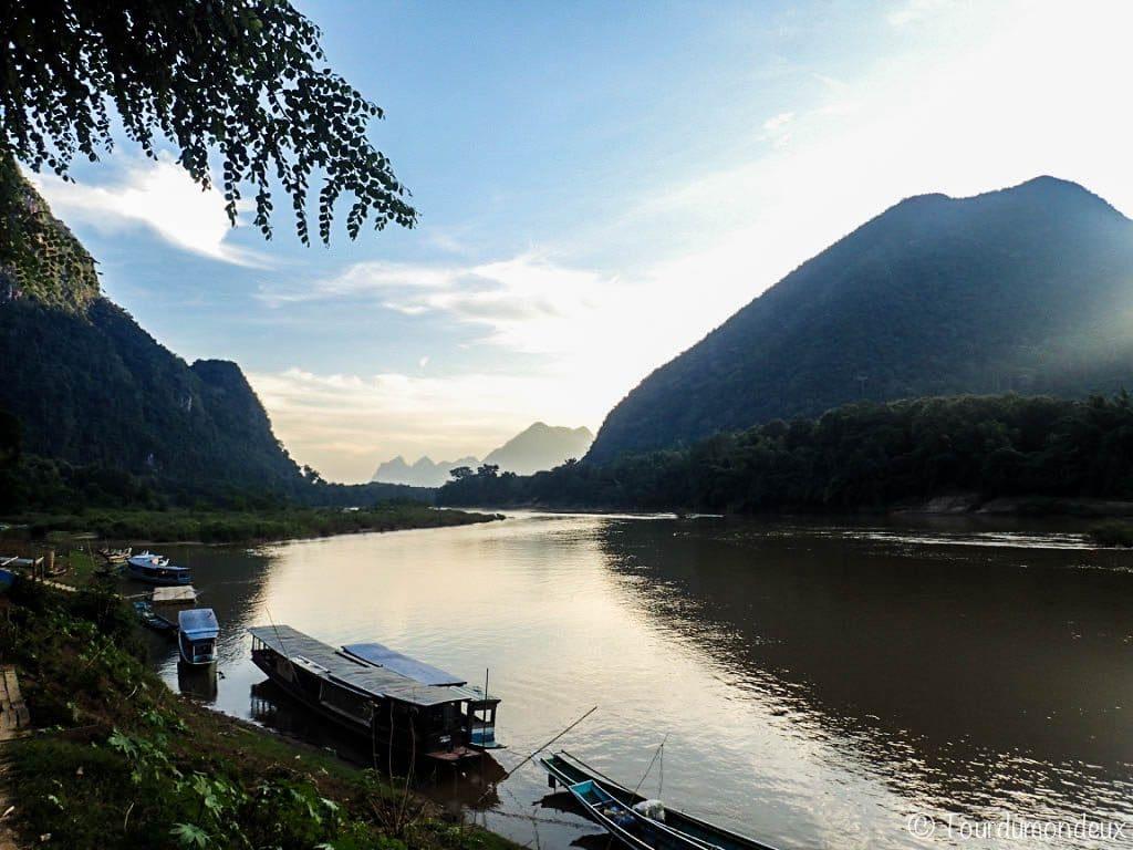 Laos – Nong Khiaw et Muang Ngoi – sérénité et aventure