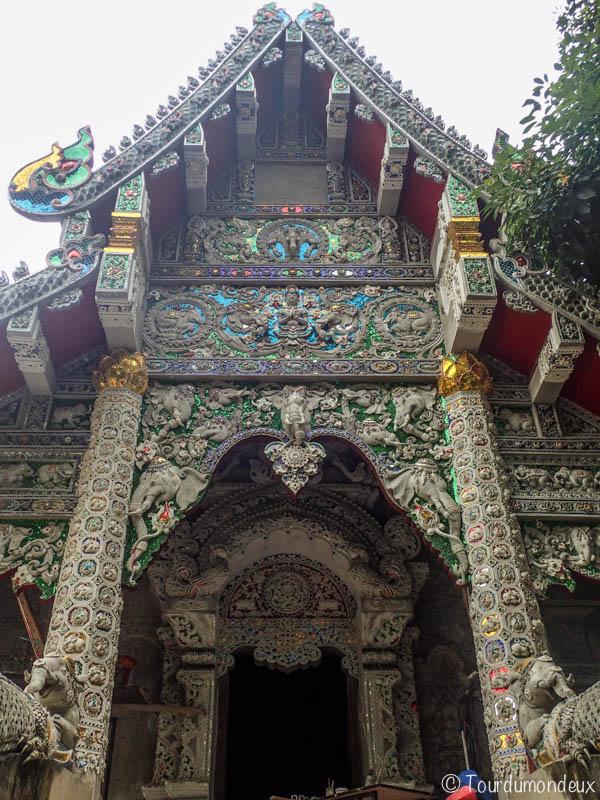 Temple-Chiang-Rai-Thaïlade