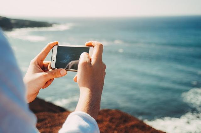 smartphone-mer-photo
