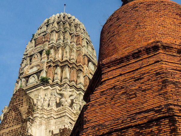 ayuthaya-temples-thaïlande