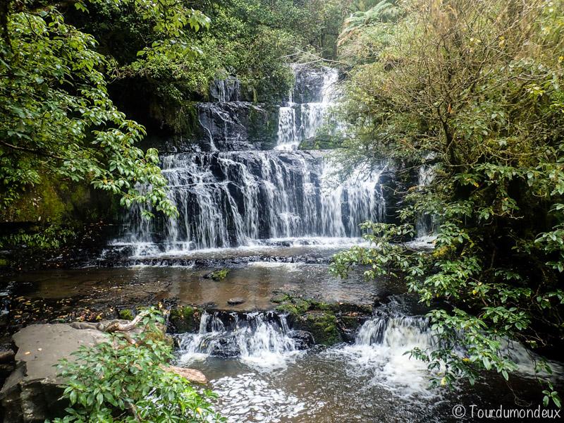 Purakaunui-falls-nouvelle-zelande