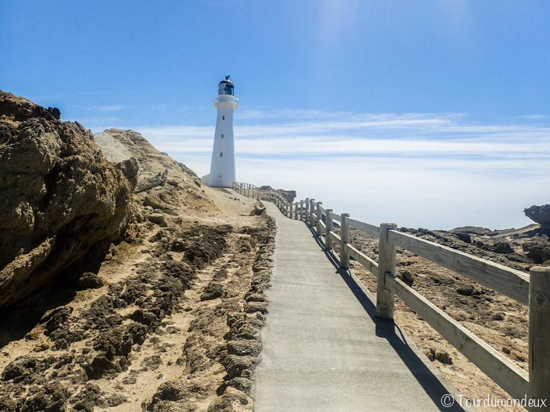 castel-point-chemin-nouvelle-zelande