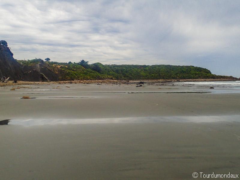 gibson-beach-rivage-nouvelle-zelande