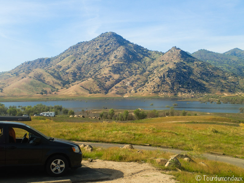 lac-kaweah-californie