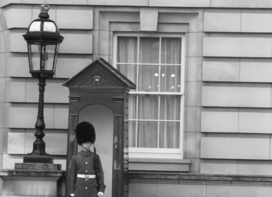Londres-buckingham-palace-garde-royal