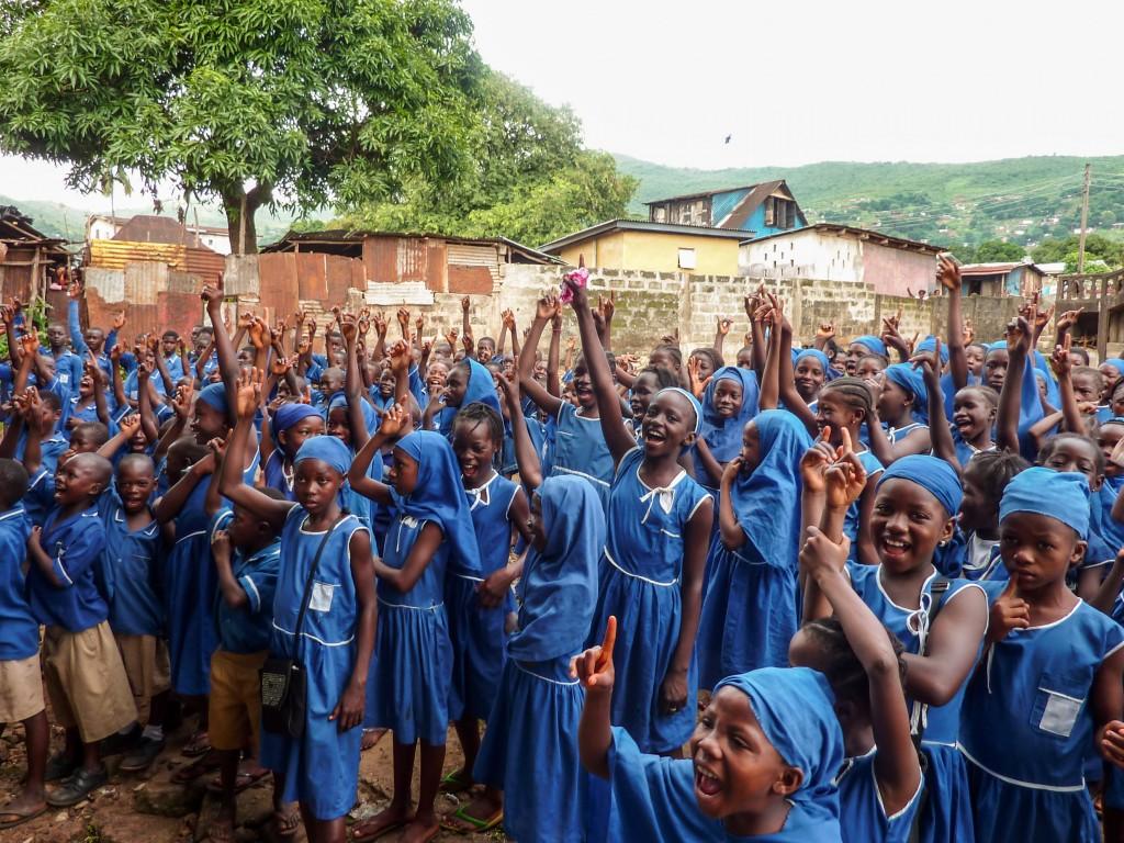 Un voyage solidaire en Sierra Leone (Partie II)