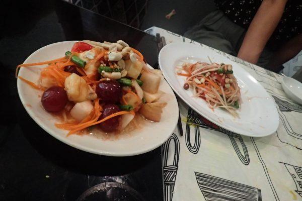 salade-papaye-fruits-thaï