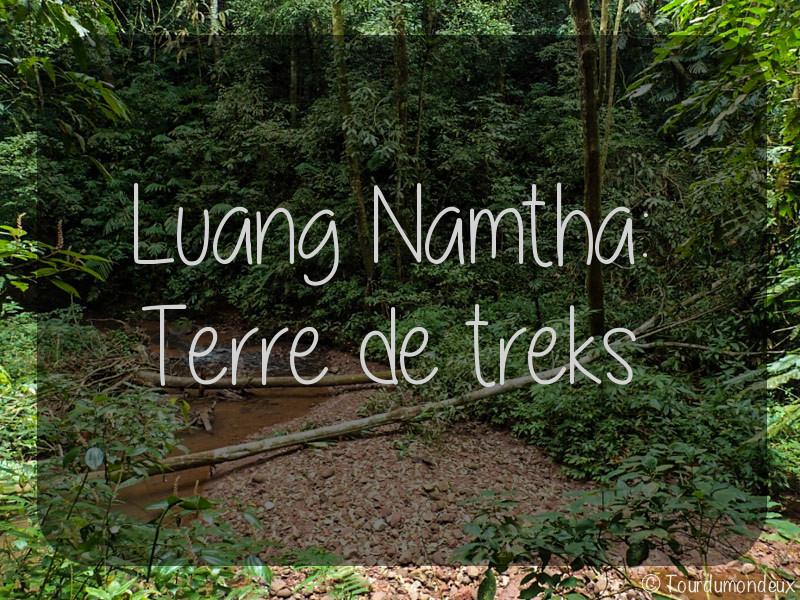 Luang Namtha: terre de treks