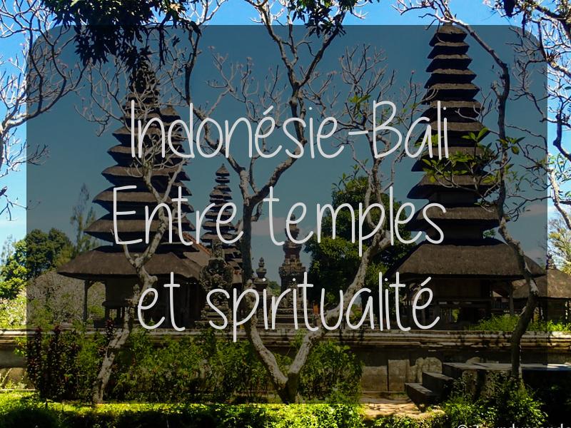 Indonésie – Bali – Entre temples et spiritualité