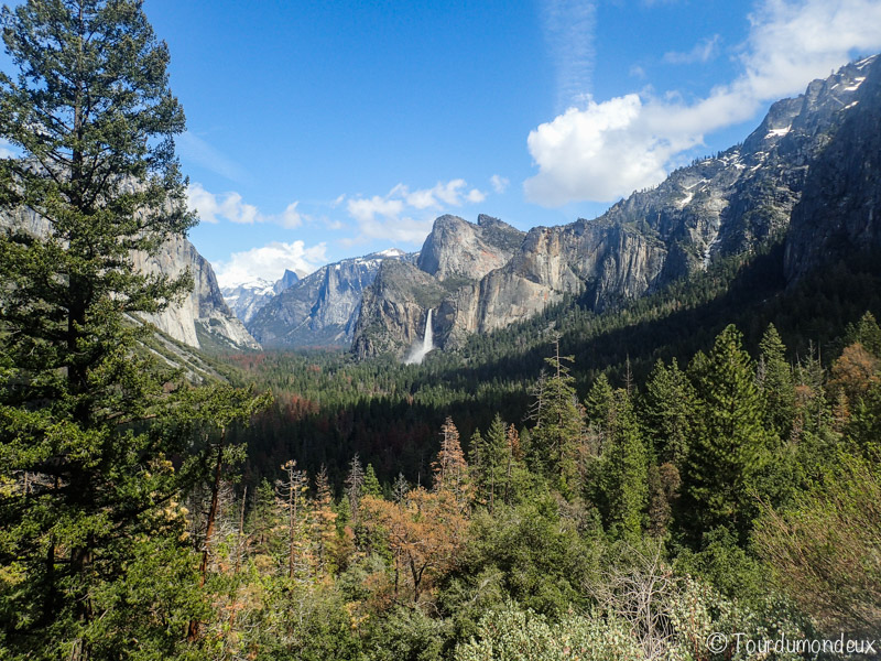 vue-yosemite-californie