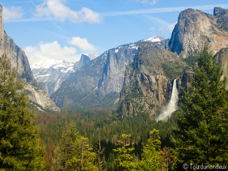 wawona-tunnel-vue-californie