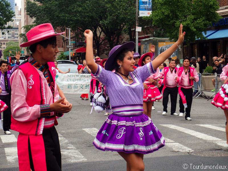 new-york-danse-mexique-usa