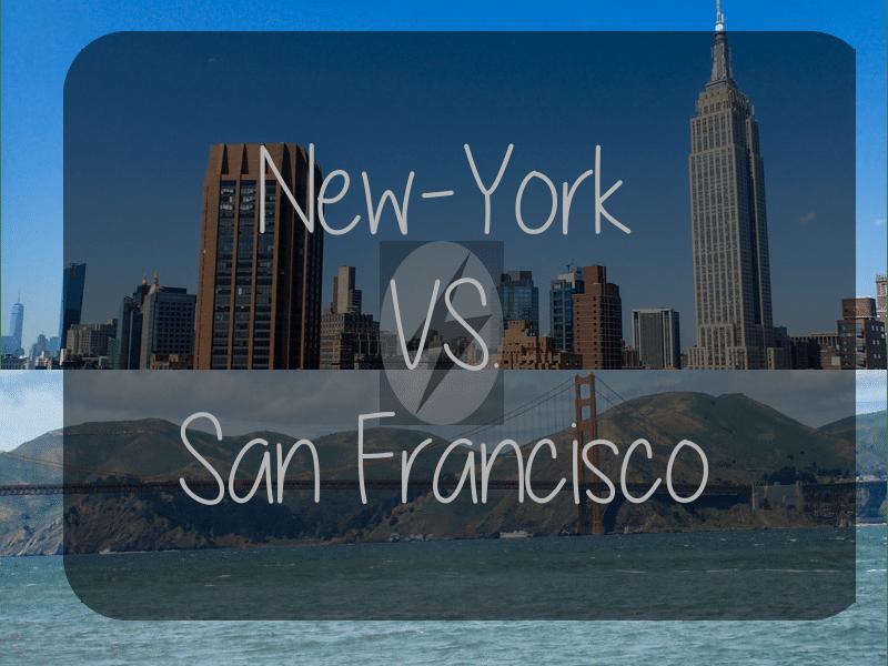 New York Versus San Francisco