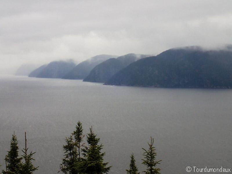 fjord-anse-saint-jean-québec